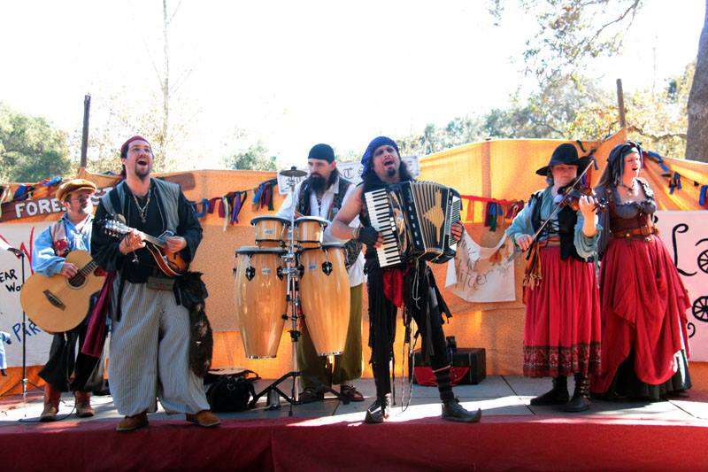 Gallows Humor Band Returns to Escondido Renaissance Faire